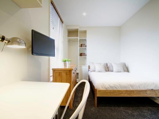63 Derby Road 8 Bedroom Manchester Student House Kitchen bedroom 1