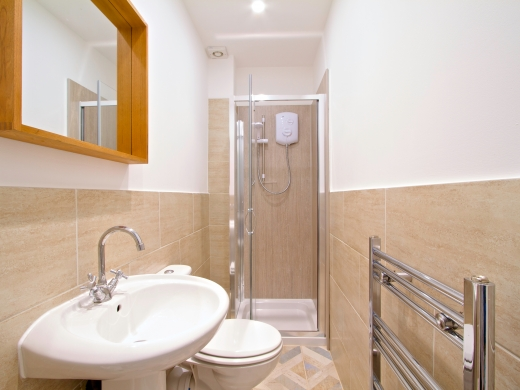63 Derby Road 8 Bedroom Manchester Student House Kitchen bathroom 2
