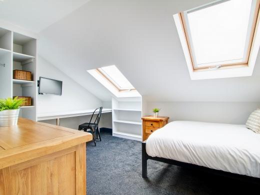 46 Braemar Road 7 Bedroom Manchester Student House bedroom 2