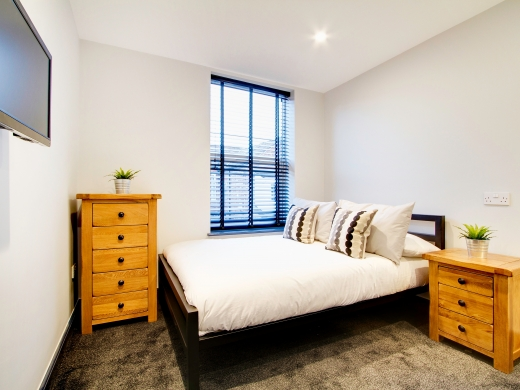 46 Braemar Road 7 Bedroom Manchester Student House bedroom 5
