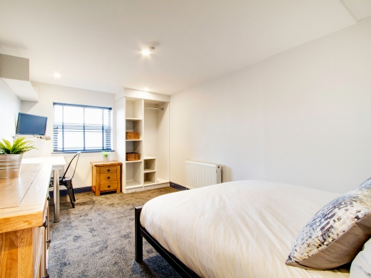 46 Braemar Road 7 Bedroom Manchester Student House bedroom 1