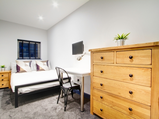 46 Braemar Road 7 Bedroom Manchester Student House bedroom 6