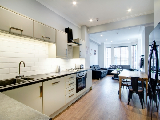 8 Furness Road 6 Bedroom Manchester Student House Kitchen 1