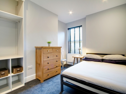 8 Furness Road 6 Bedroom Manchester Student House Bedroom 6
