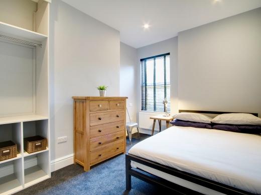 8 Furness Road 6 Bedroom Manchester Student House Bedroom 7