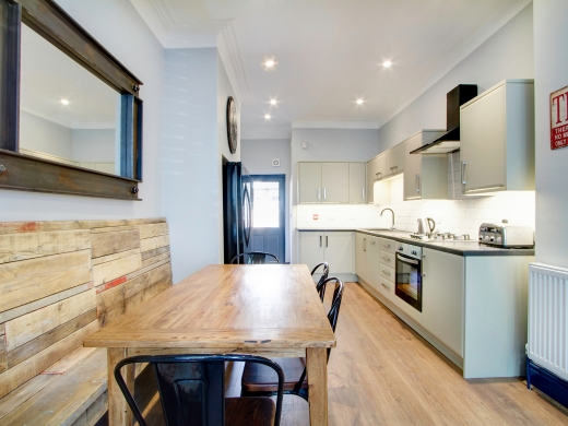 8 Furness Road 6 Bedroom Manchester Student House Dining Room 1