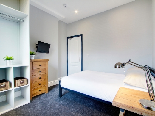 8 Furness Road 6 Bedroom Manchester Student House Bedroom 5