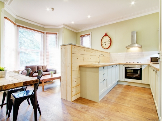 28 Waterloo Road 2 Bedroom Nottingham Student House kitchen 1