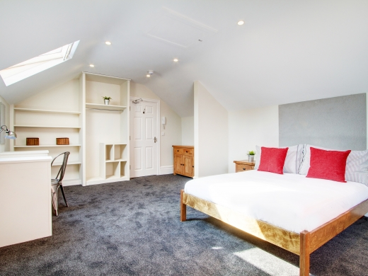 28 Waterloo Road 7 Bedroom Nottingham Student House bedroom 1
