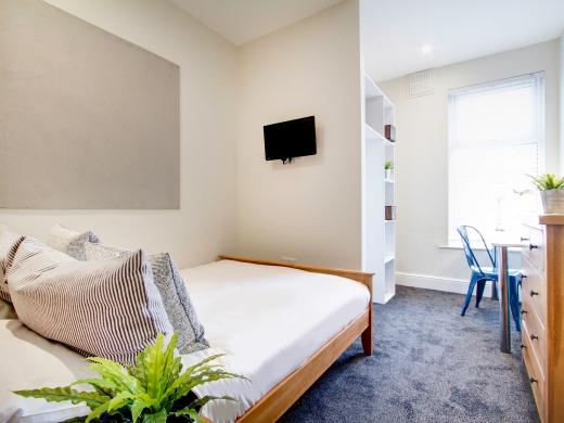 131 Hyde Park Road 9 Bedroom Leeds Student House bedroom 9
