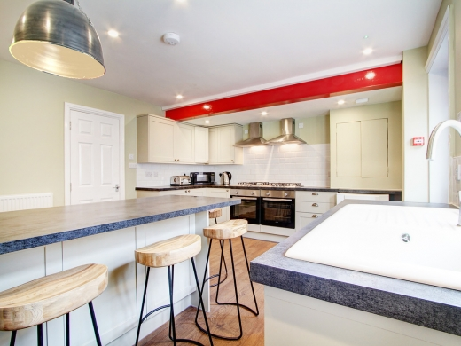 131 Hyde Park Road 9 Bedroom Leeds Student House kitchen 1