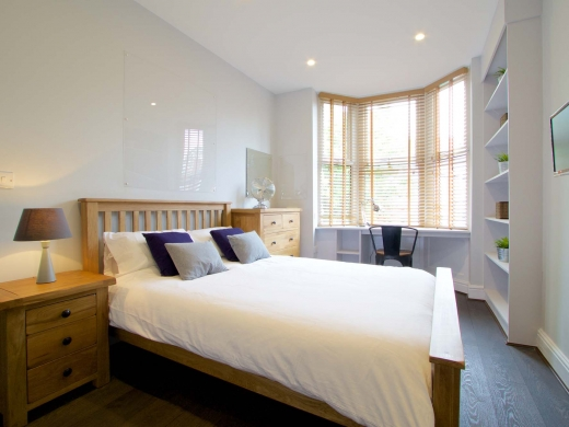 45 Granville Road 6 Bedroom Manchester Student House Bedroom 3