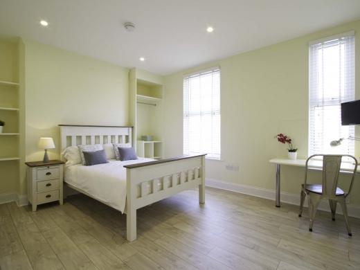 5 Newstead Grove 5 Bedroom Nottingham Student House Bedroom 4