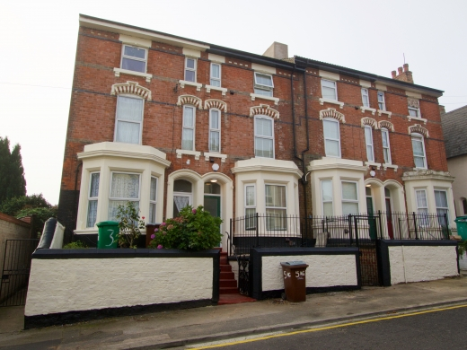 5 Newstead Grove 5 Bedroom Nottingham Student House Front of House