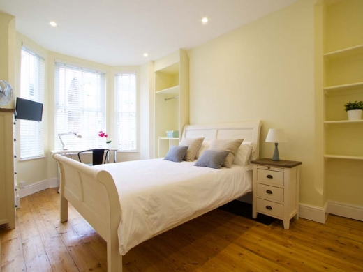 7 Newstead Grove 5 Bedroom Nottingham Student House Bedroom