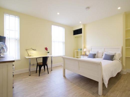 7 Newstead Grove 5 Bedroom Nottingham Student House Bedroom 5