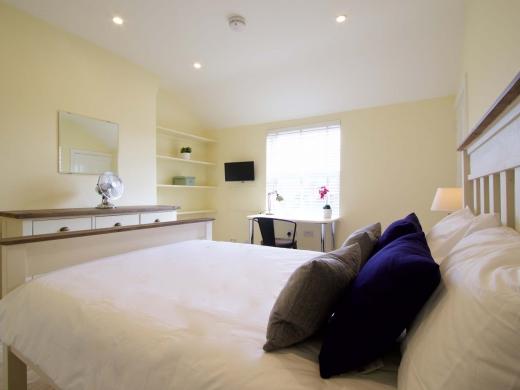 7 Newstead Grove 5 Bedroom Nottingham Student House Bedroom 8