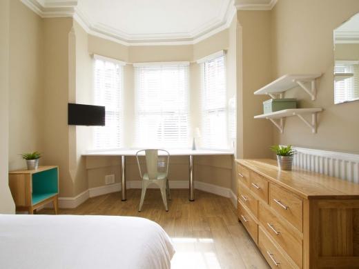 8 Forest Grove Nottingham Student House Bedroom 3