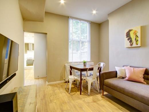 8 Forest Grove Nottingham Student House Living Room 1