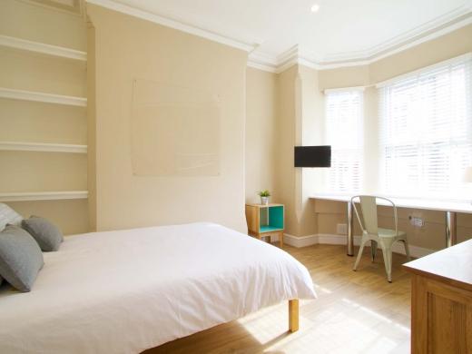 8 Forest Grove Nottingham Student House Bedroom 2