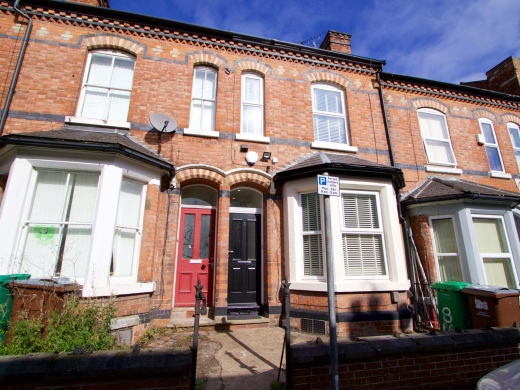 8 Forest Grove Nottingham Student House Front of House