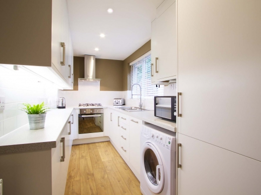 8 Forest Grove Nottingham Student House Kitchen