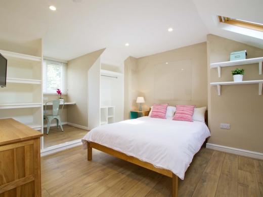 8 Forest Grove Nottingham Student House Bedroom 4