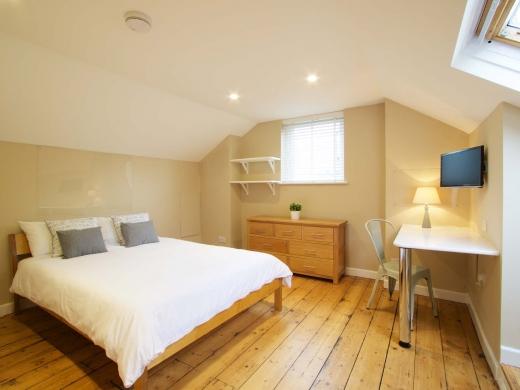 36 Portland Road 5 Bedroom Nottingham Student House Bedroom
