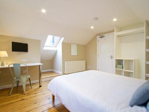 36 Portland Road 5 Bedroom Nottingham Student House Bedroom 1
