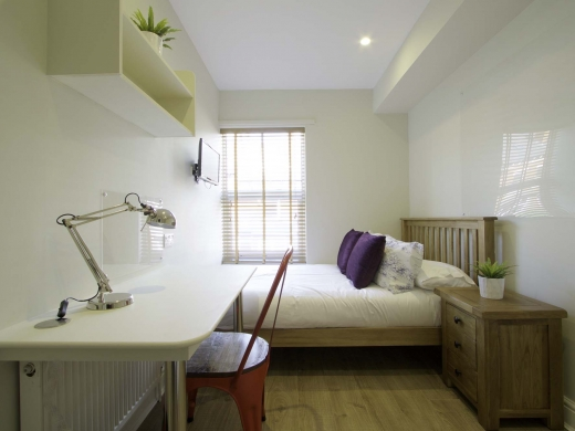13 Hessle Terrace 6 Bedroom Leeds Student House Bedroom 7