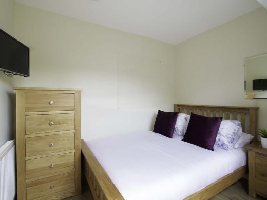 13 Hessle Terrace 6 Bedroom Leeds Student House Bedroom 4