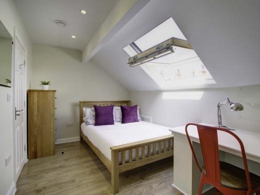 13 Hessle Terrace 6 Bedroom Leeds Student House Bedroom 2