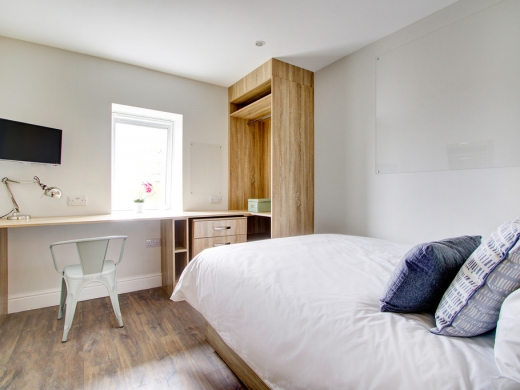 Flat IPark View 4 Bedroom Nottingham Student House Bedroom 2