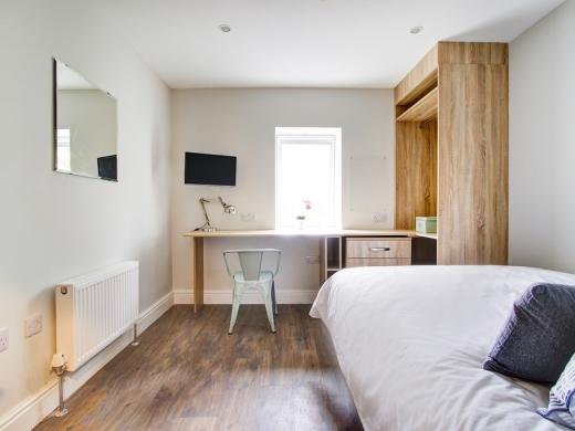 Flat IPark View 4 Bedroom Nottingham Student House Bedroom 3