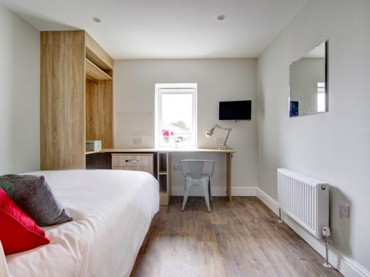 Flat IPark View 4 Bedroom Nottingham Student House Bedroom 1