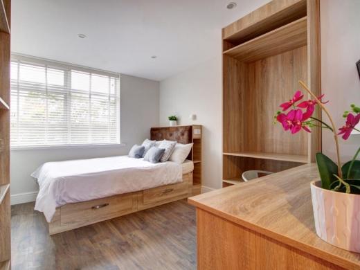 Flat J Park View 8 Bedroom Nottingham Student Accommodation Bedroom 4