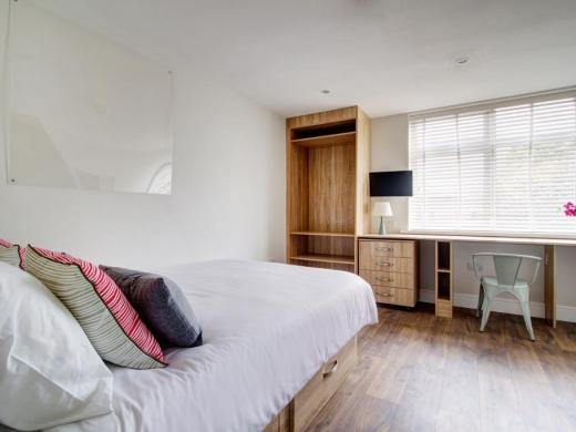 Flat J Park View 8 Bedroom Nottingham Student Accommodation Bedroom 3