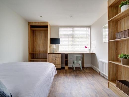 Flat B Park View 3 Bedroom Nottingham Student House Bedroom 2.1