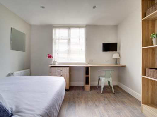 Flat G Park View 5 Bedroom Nottingham Student House Bedroom 3