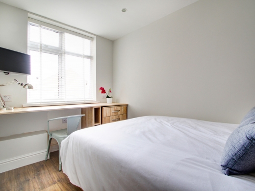 Flat N Park View 3 Bedroom Nottingham Student Accommodation Bedroom 1
