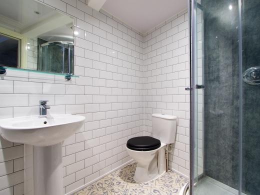Flat K Park View Peel Street Nottingham Student House Bathroom