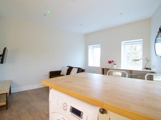 Flat S Park View 1 Bedroom Nottingham Student Accommodation Kitchen 1