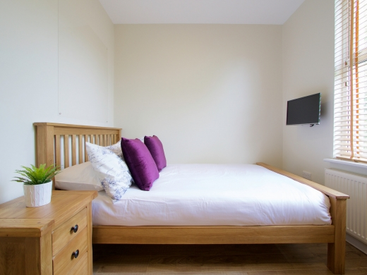 18 Ebberston Terrace Student House Bedroom