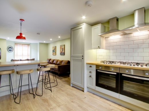 18 Ebberston Terrace Student House Kitchen