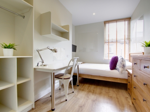 18 Ebberston Terrace Student House Bedroom 2
