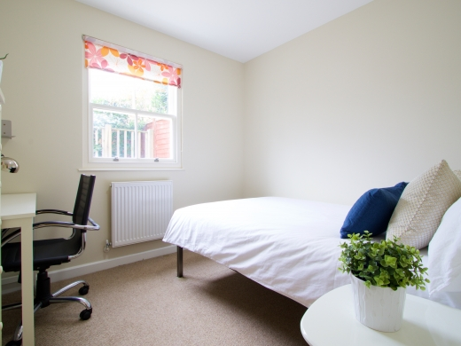 2 Tannery 49 Well Street Exeter 5 Bedroom Student House Bedroom 1