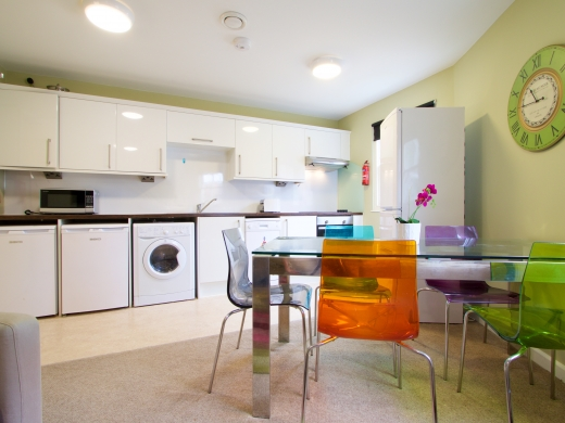 2 Tannery 49 Well Street Exeter 5 Bedroom Student House Kitchen