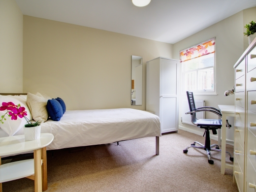 2 Tannery 49 Well Street Exeter 5 Bedroom Student House Bedroom 5