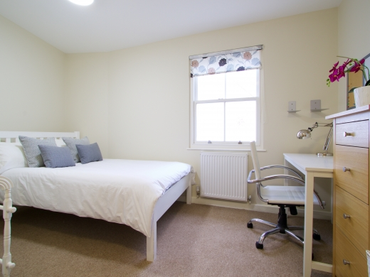 3 Tannery 49 Well Street Exeter 5 Bedroom Student House Bedroom 5
