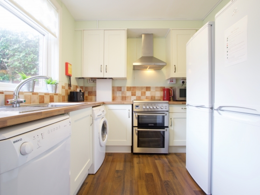 4 Union Road, Exeter, Student House, Kitchen, Angle 2